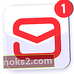 MyMail Android-e-post